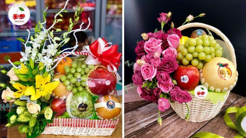 Châm Fruits