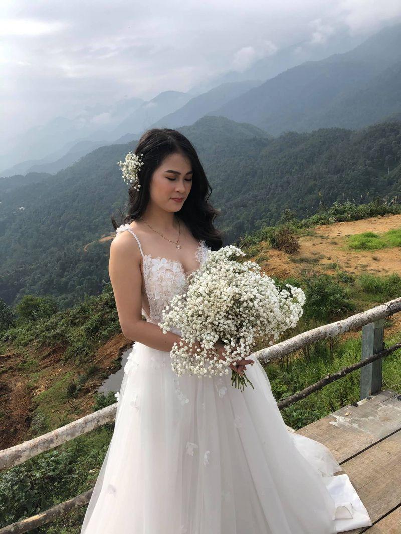 Chí Cường Bridal - Brows - Make up Acadamy