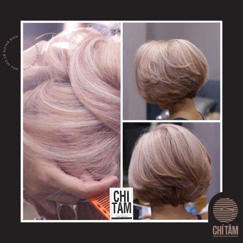 Chí Tâm Hair Salon