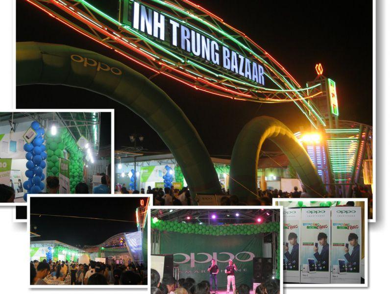 Chợ đêm Linh Trung
