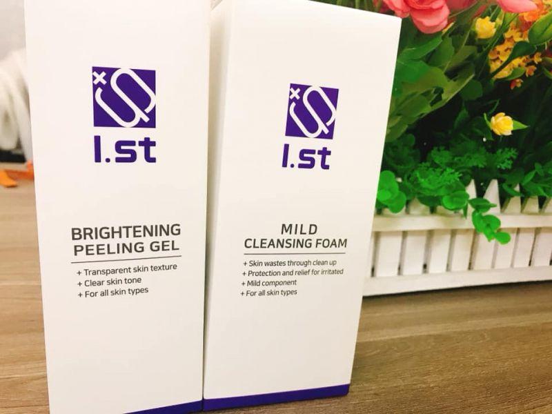 Cleasing Foam Sữa Rửa Mặt IST của BNC Korea