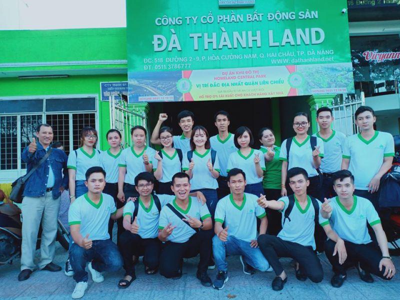 Công ty CP Bất Động Sản Đà Thành Land