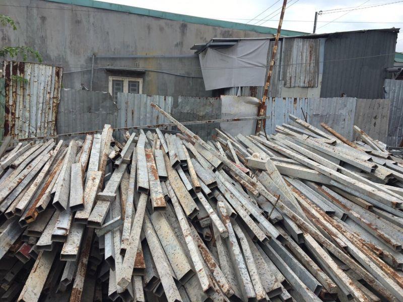 Công ty thu mua phế liệu inox Việt Đức