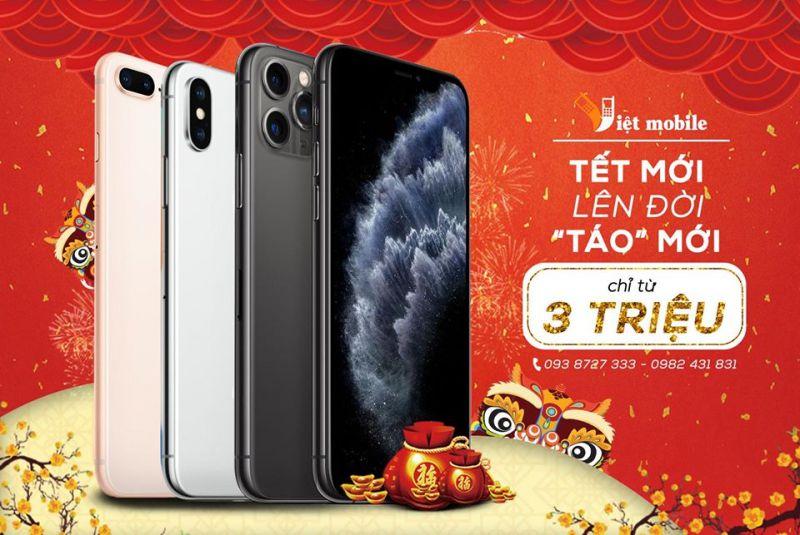 Cửa hàng điện thoại Việt Mobile