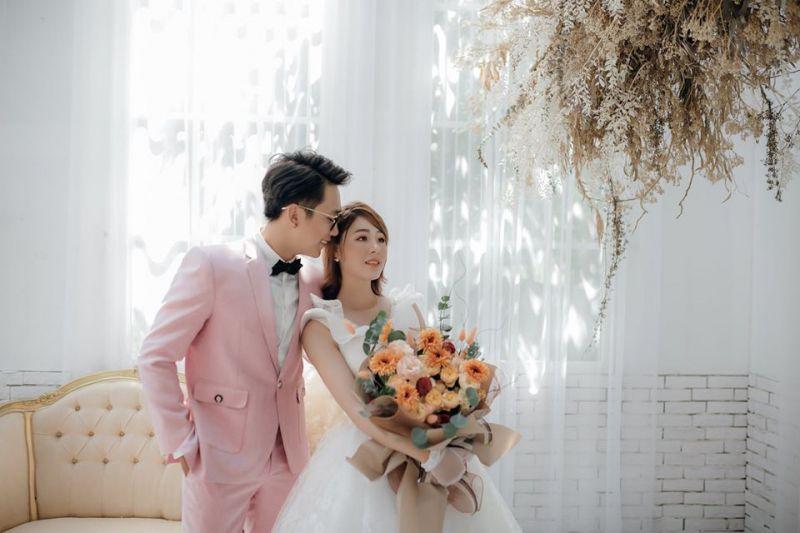 Cường Paris Wedding