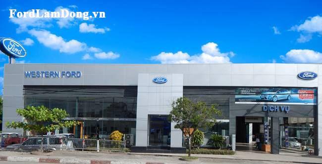 Đà Lạt Ford - Chi Nhánh Western Ford