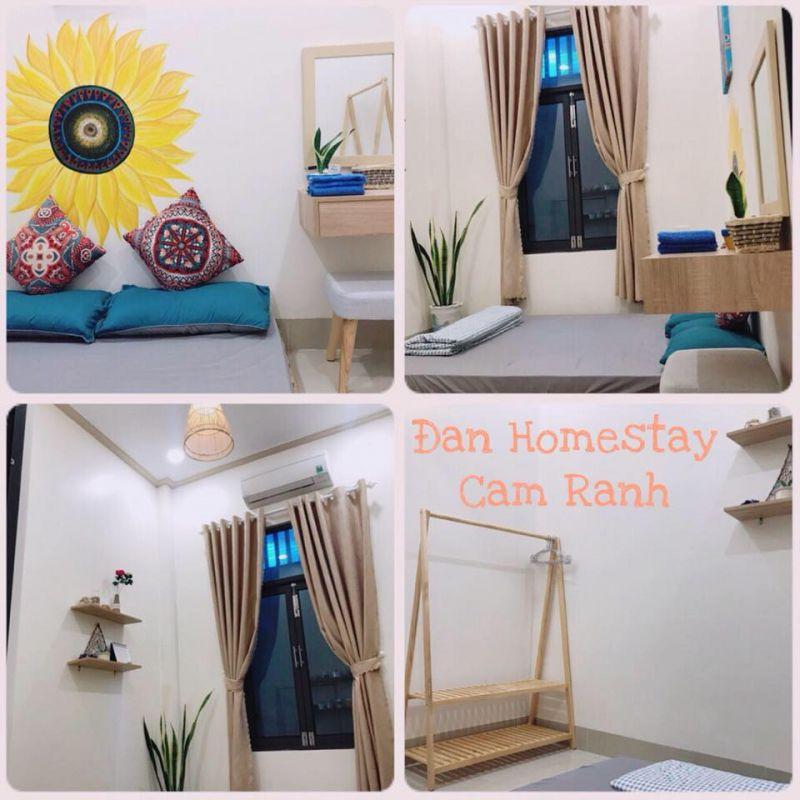Đan Homestay & Coffee Cam Ranh