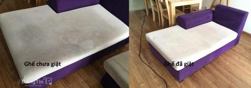 Dịch vụ giặt ghế sofa Vệ Sinh Việt