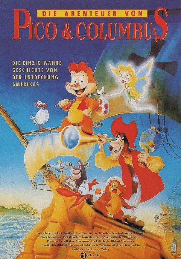 Die Abenteuer von Pico und Columbus - 1994