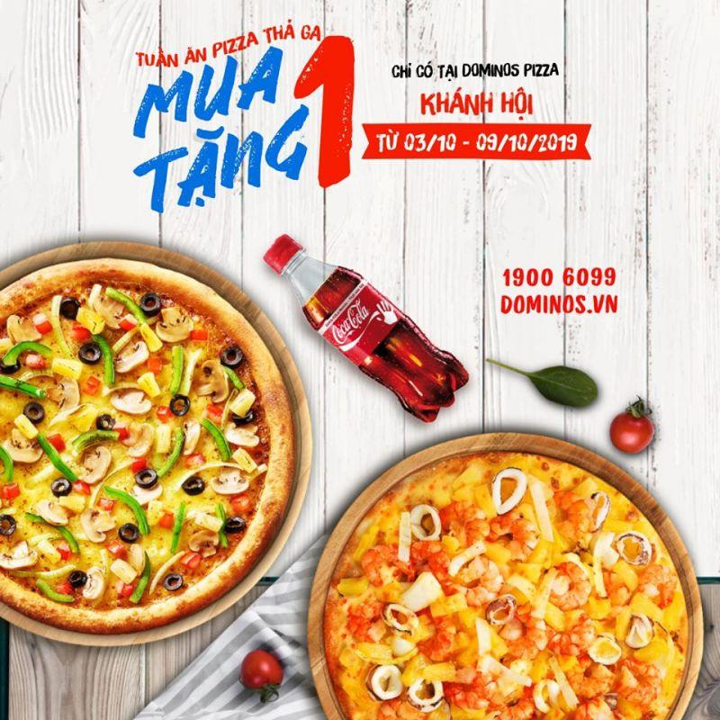 Domino's Pizza Khánh Hội