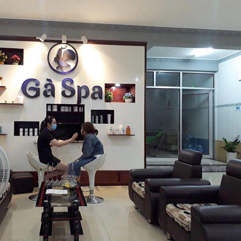 Gà Spa