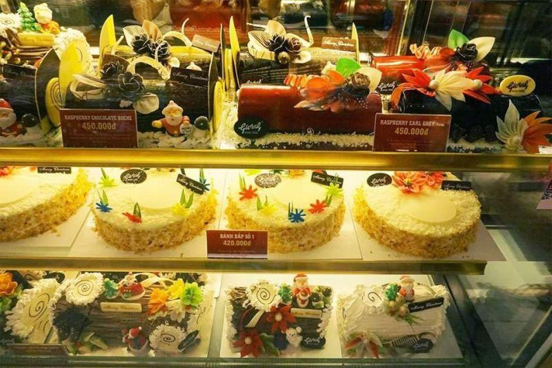 Givral Bakery Khánh Hội