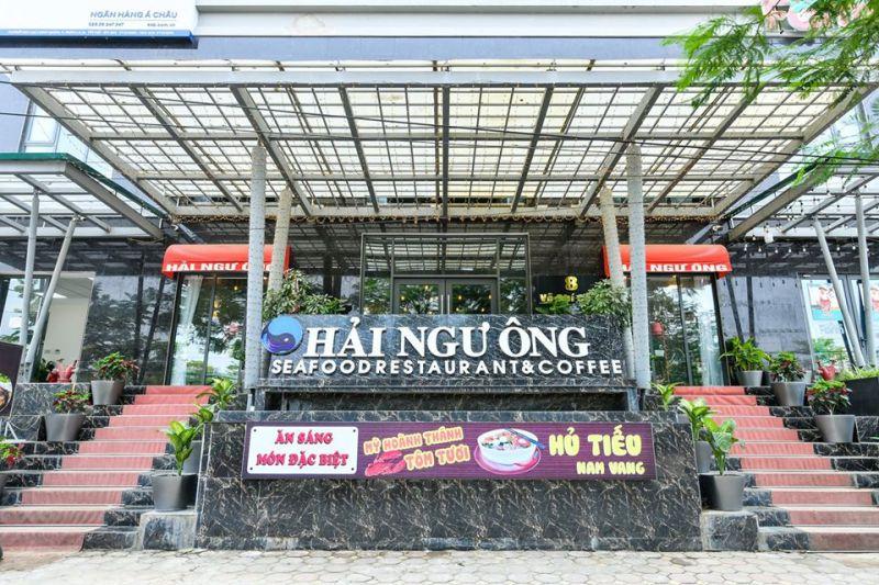 Hải Ngư Ông Seafood Restaurant & Coffee