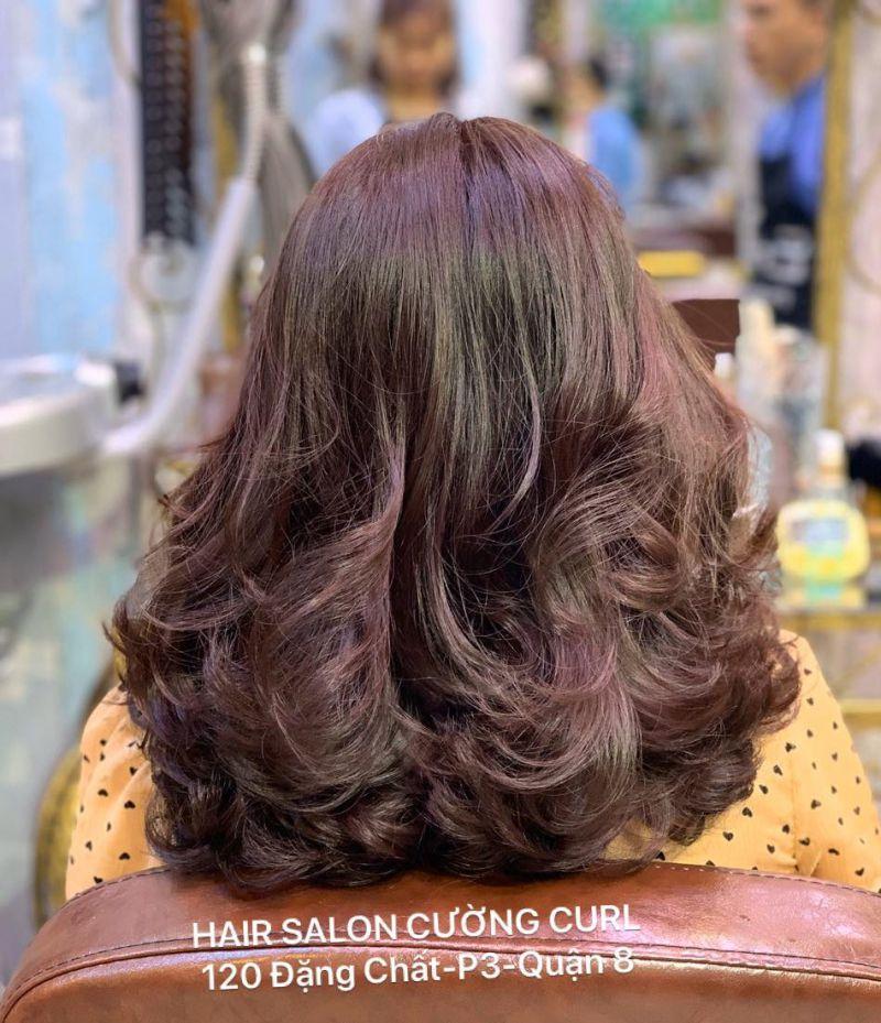 Hair Salon Cường Curl