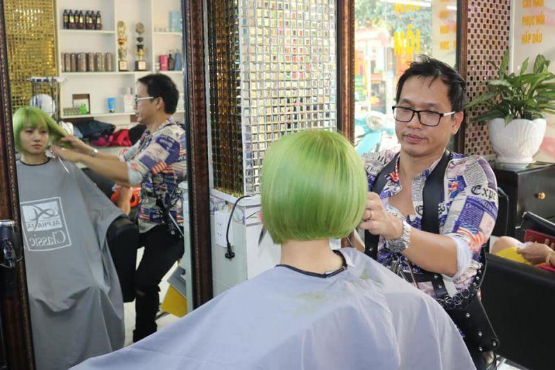 Hair Salon Nguyễn Nhã
