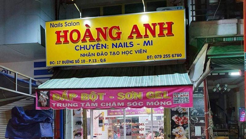 Hoàng Anh Nail & Mi