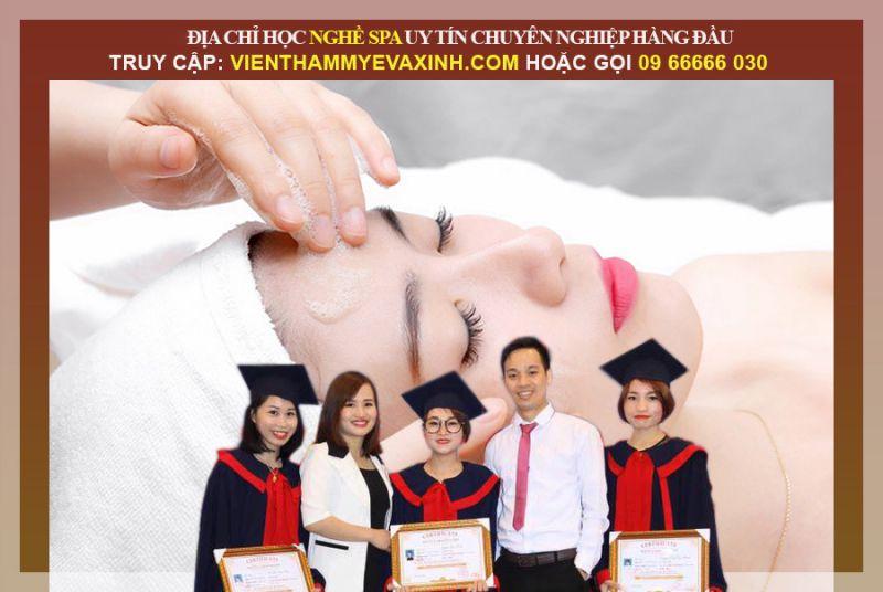 Học viện thẩm mỹ quốc tế Eva