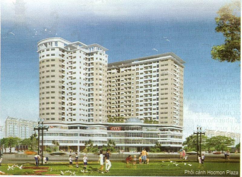 Hocmon Plaza