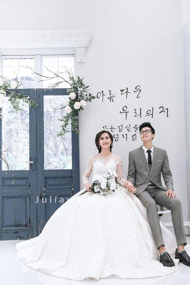 Julia Wedding VN