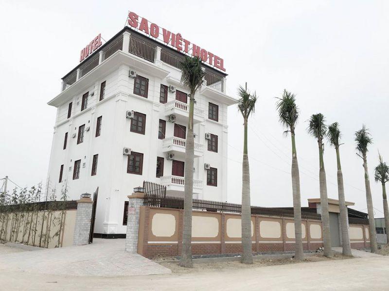 Khách Sạn Sao Việt
