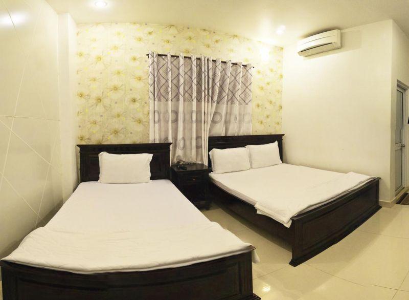 Khách sạn Barimex