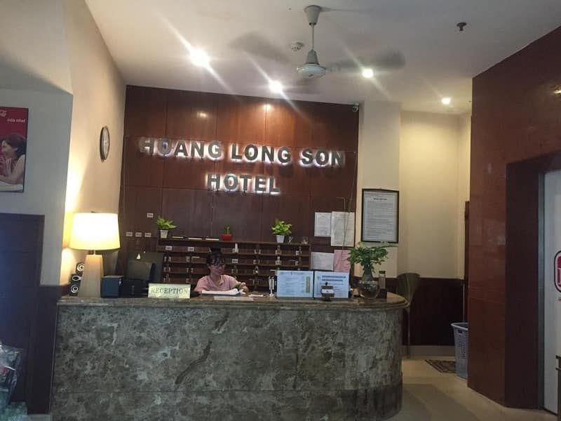 Khách sạn Hoàng Long Sơn 3