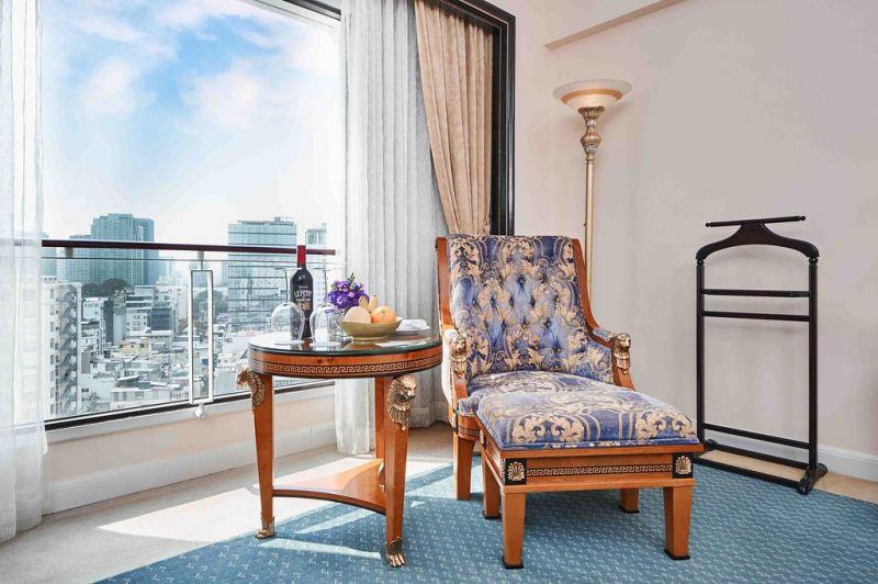 Khách sạn Lotte Legend Saigon