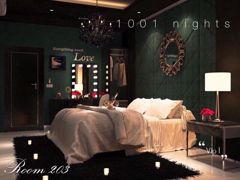 Khách sạn Ngàn lẻ một đêm