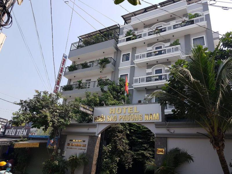 Khách sạn Ngôi Sao Phương Nam
