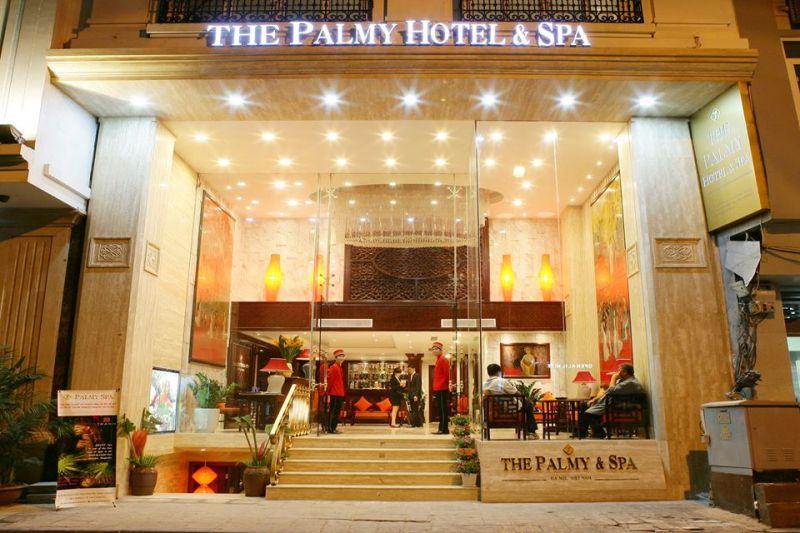 Khách sạn The Palmy