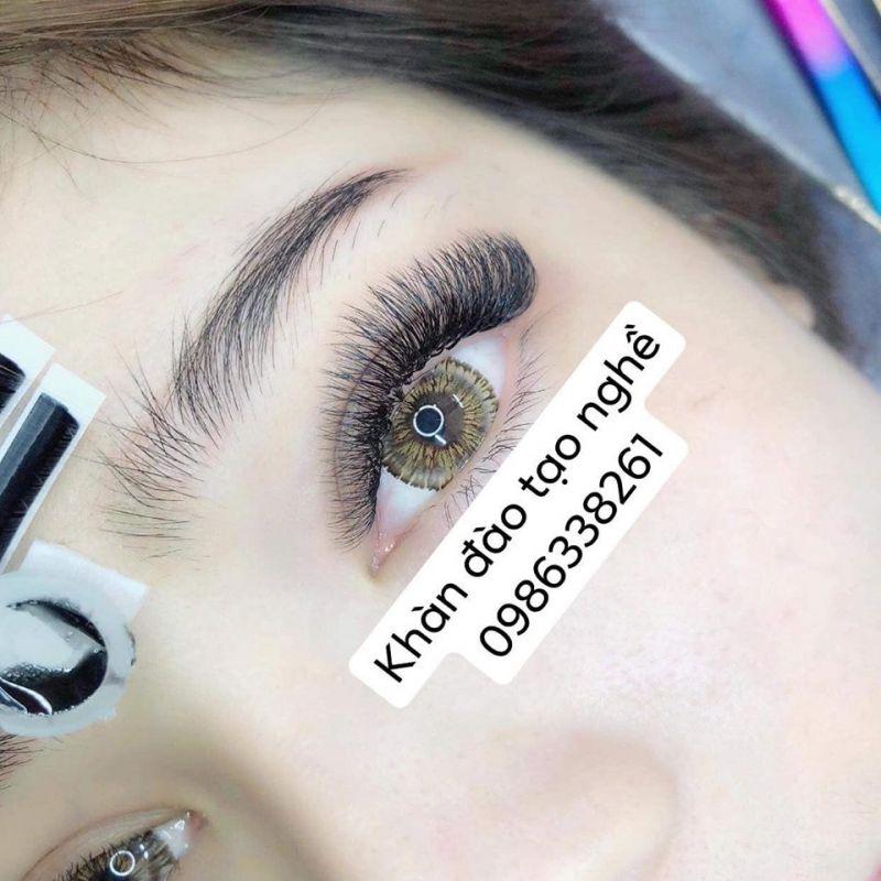 Khàn Eyelash And Beauty