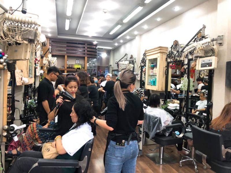 Khánh Vīnh Hoàng Hair Salon