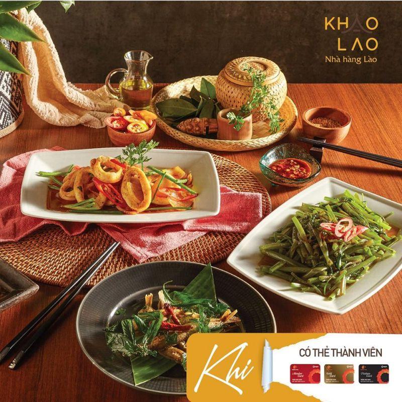 Khao Lao – Nhà Chung