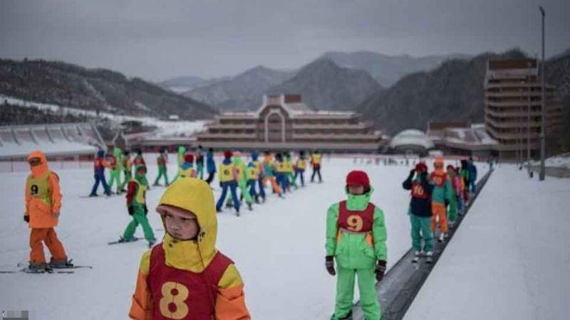 Khu nghỉ mát Masikryong Ski Resort