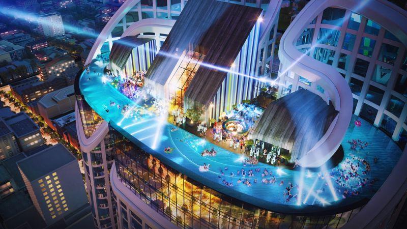 Khu phức hợp căn hộ khách sạn Panorama Nha Trang
