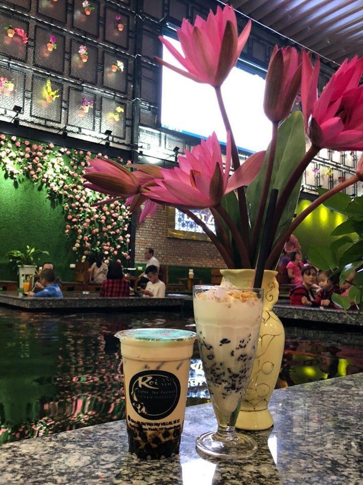 Koi and You Coffee - Tea - Fastfood