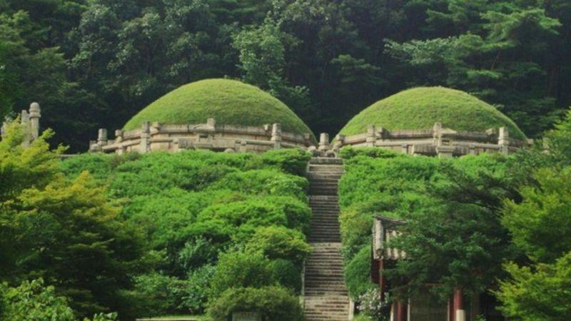 Lăng mộ Cung Mẫn Vương (King KongMin)
