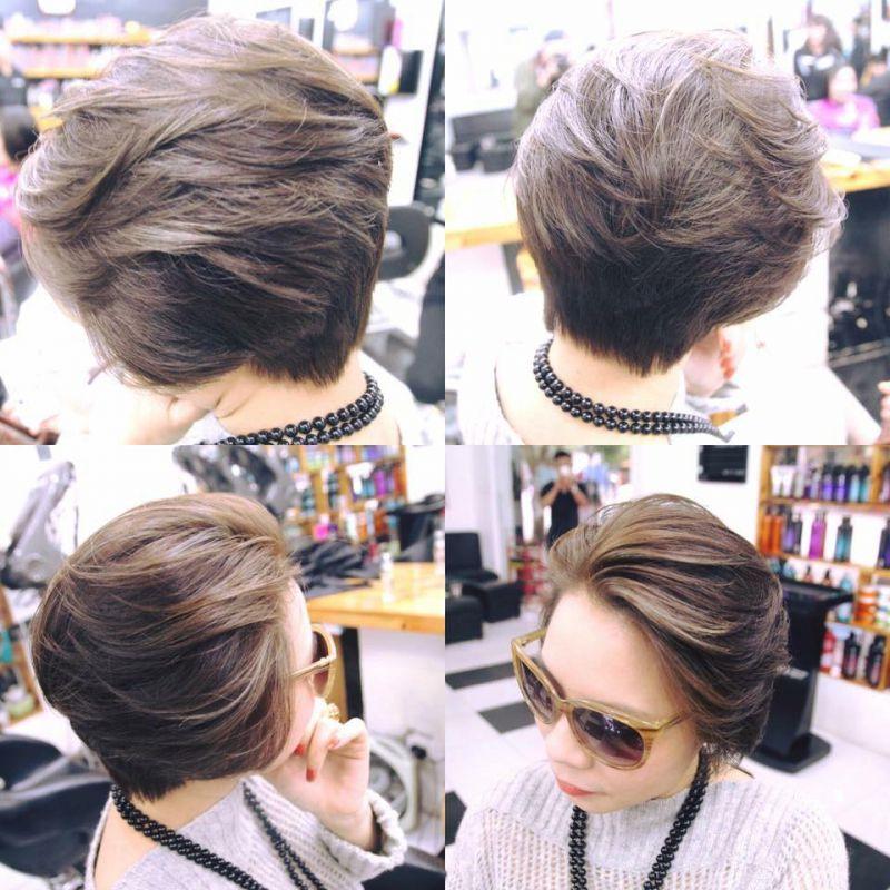 Mạnh Hải Hair Salon