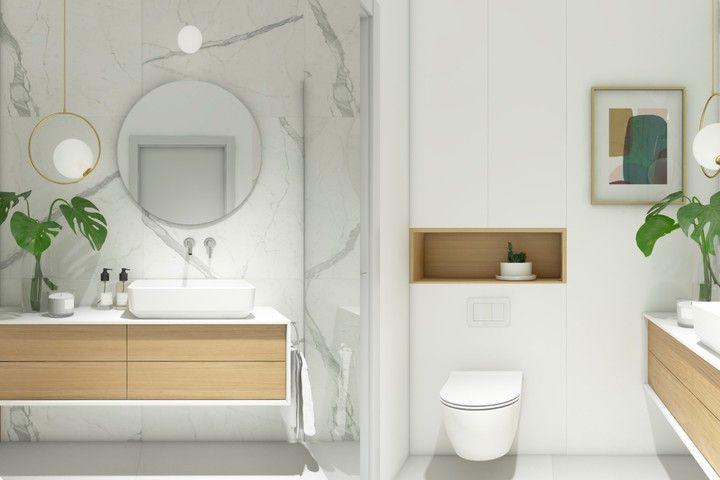 Mẫu thiết kế nhà tắm đẹp, solo giản