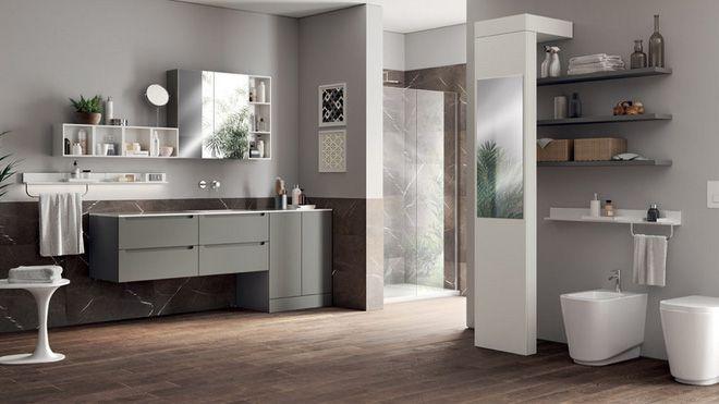 Mẫu thiết kế nhà tắm đẹp với tiện nghi đầy đủ
