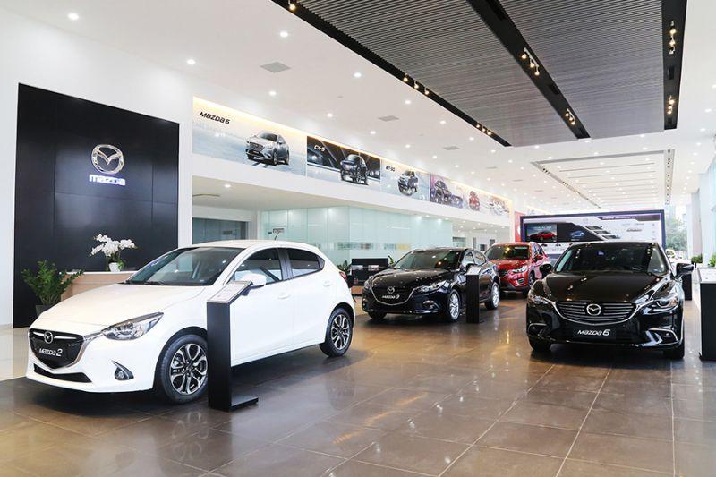Mazda Hà Tĩnh