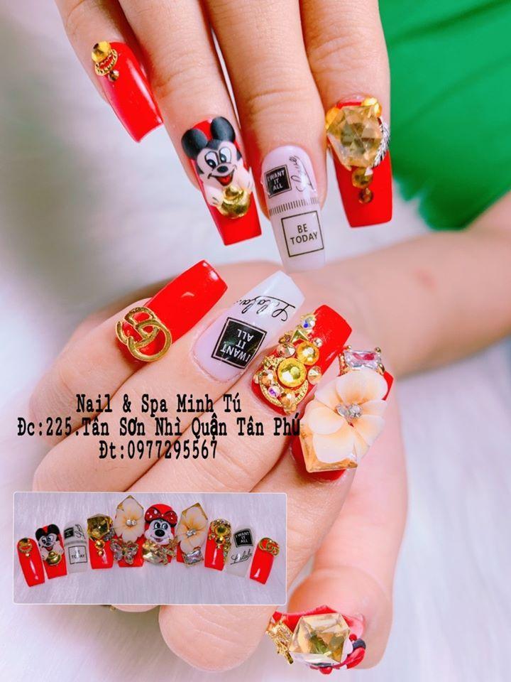 Nail & Spa Minh Tú