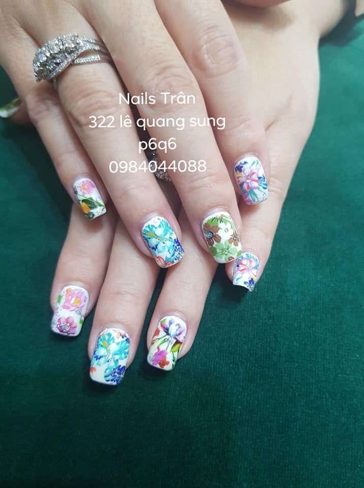 Nails Trân