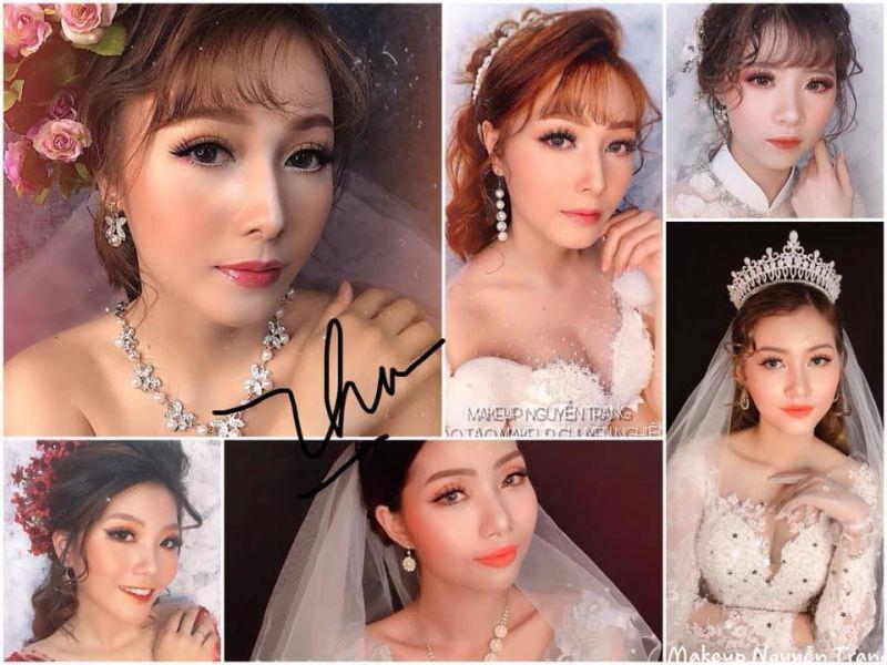 Nguyễn Trang Makeup (Áo Cưới Đức Tiên)