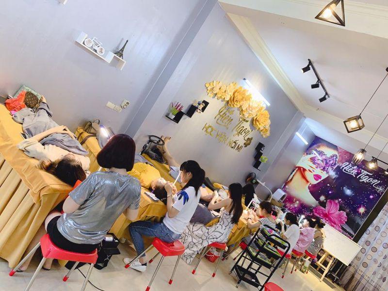 Nối mi đẹp tại Hà Nội - Hiền TiGon
