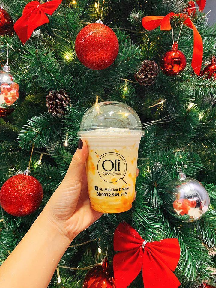 OLI Milk Tea & More