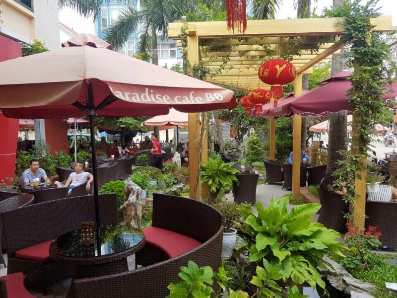 Paradise Cafe 88