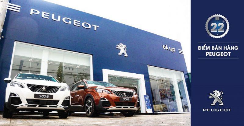 Peugeot Đà Lạt