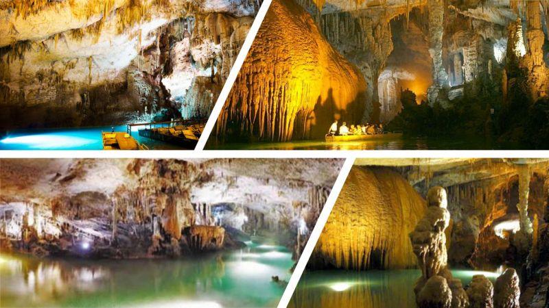 Quần thể hang động Jeita Grotto, Lebanon