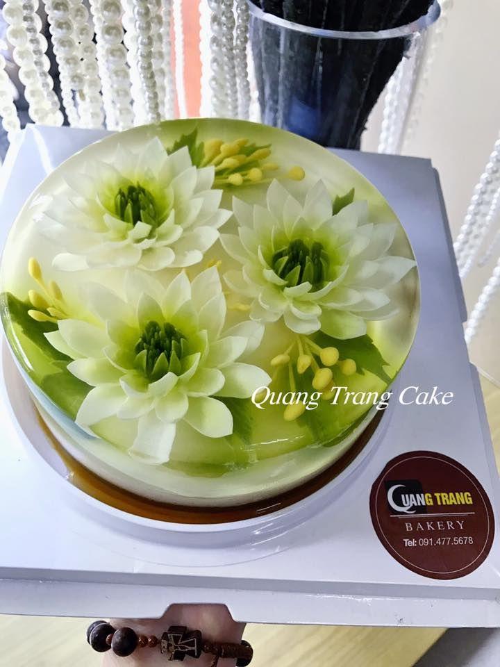 Quang Trang Cake